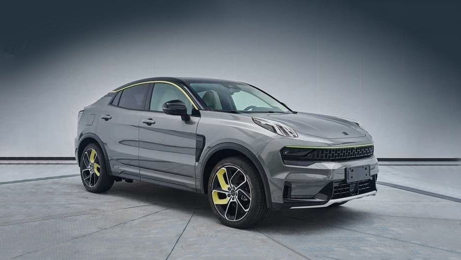 SUV Coupe Lynk & Co 05