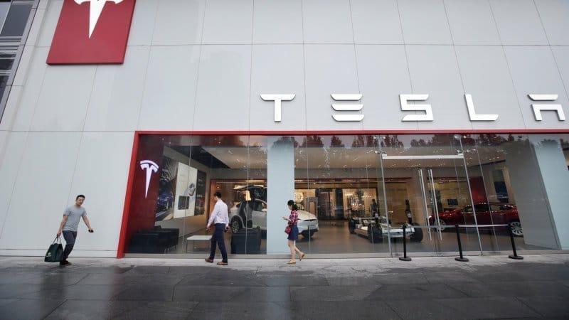 Tesla sucht Mitarbeiter für neue Gigafactory in Shanghai