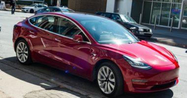 Tesla Model 3 aus chinesischer Fertigung