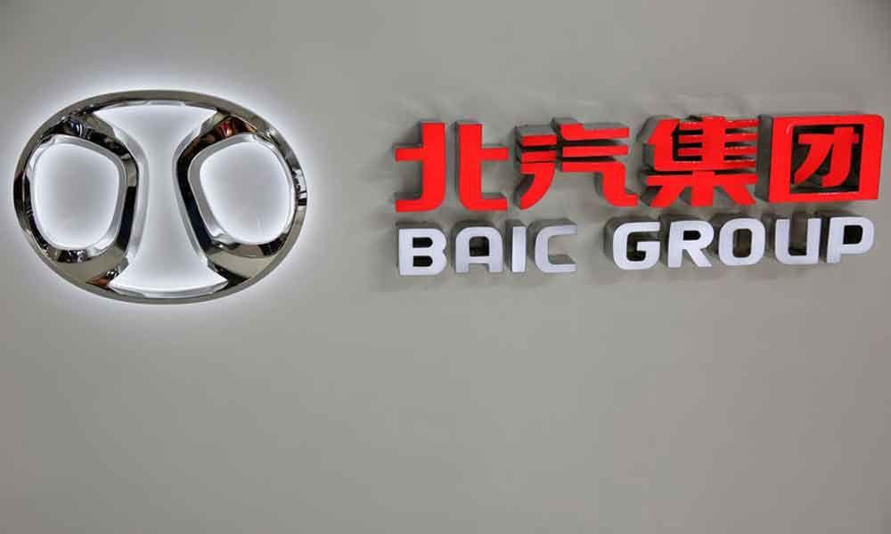Chinesischer Autohersteller BAIC