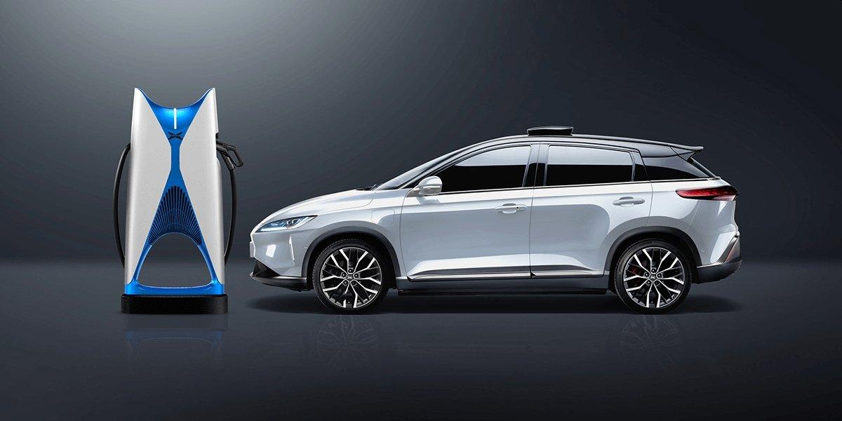 Elektroauto XPENG Motors G3