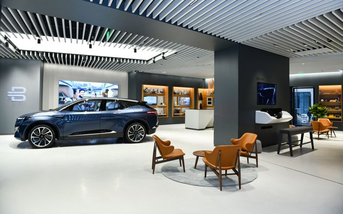 Byton Showroom Shanghai