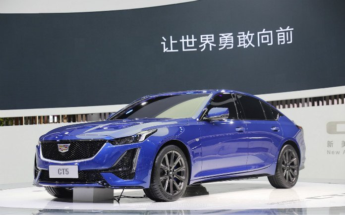 Cadillac CT5 China Version