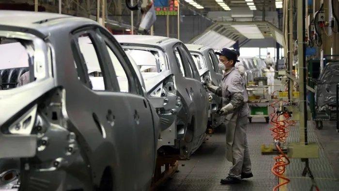 Chinesische Joint Venture der Autoindustrier