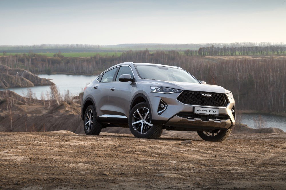 SUV Coupe Haval F7x