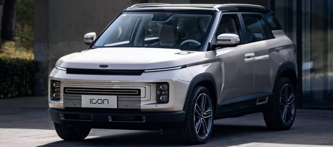 Geely Icon Kompakt SUV