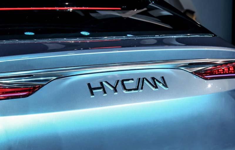 HYCAN Elektro SUV 007