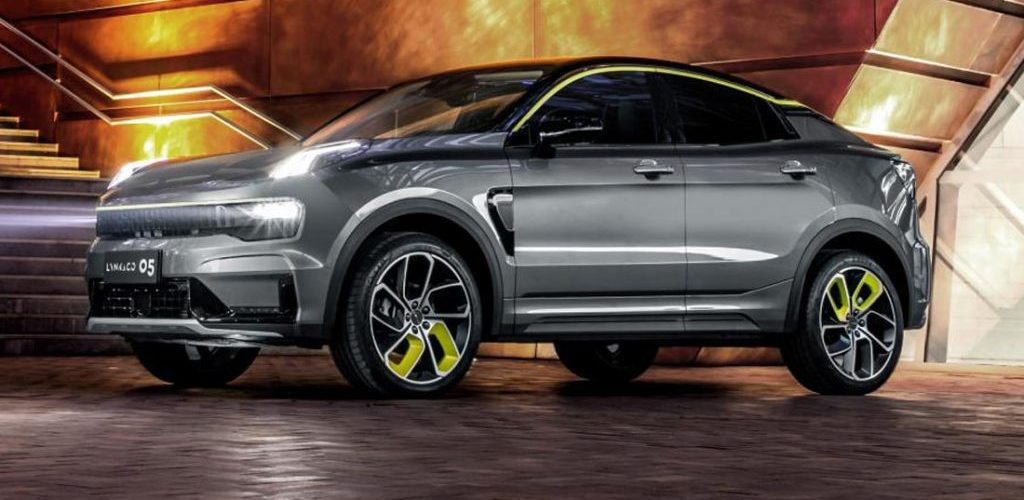 Lynk & Co 05 Coupe SUV