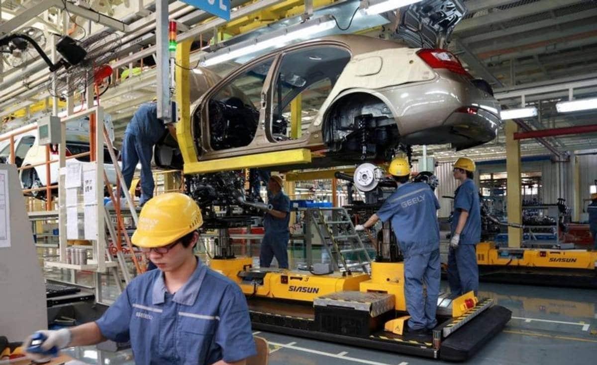 Coronavirus bremst chinesische Autoindustrie