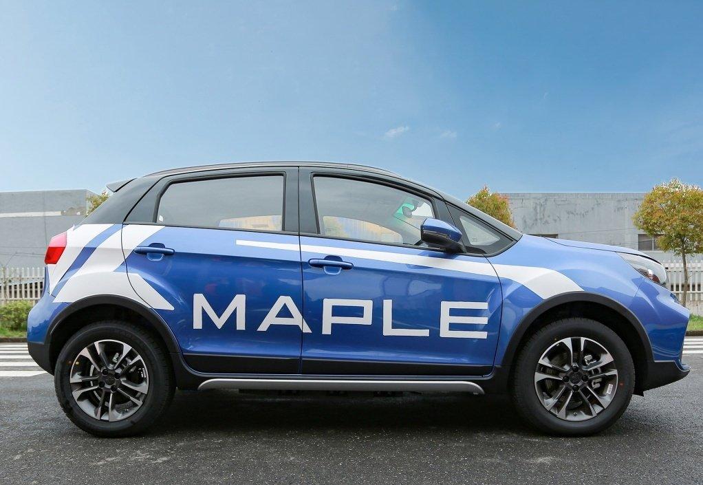 Maple Leaf 30x - kompakter Elektro SUV