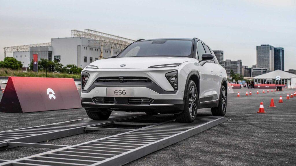 Elektro SUV NIO ES6