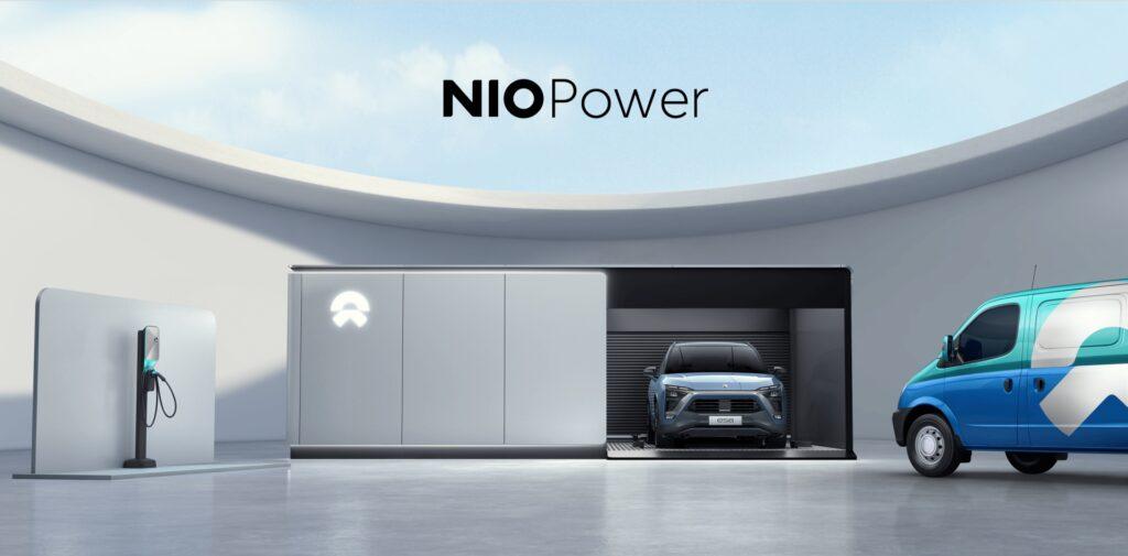 NIO Power Netzwerk