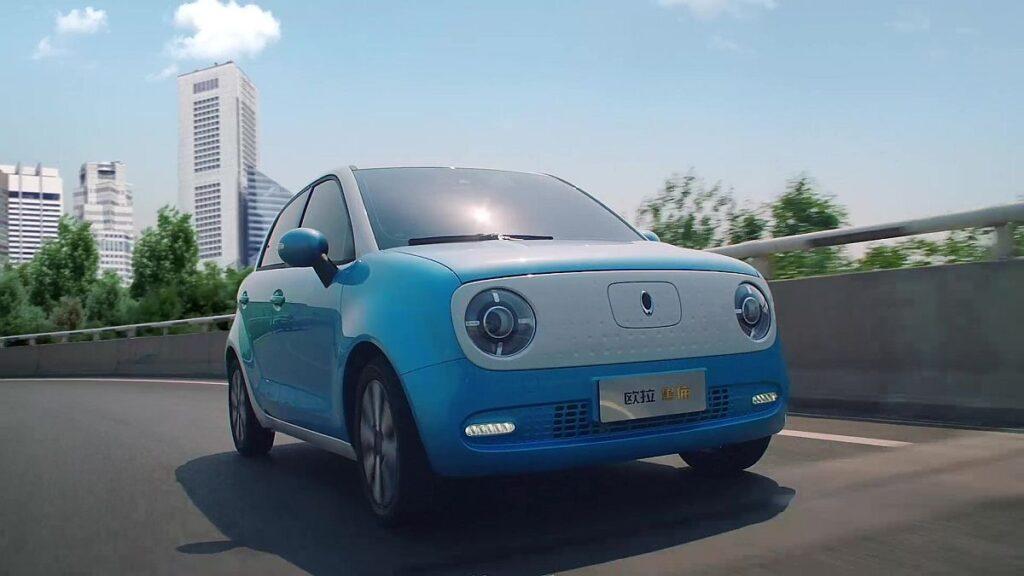 Elektroauto ORA R1