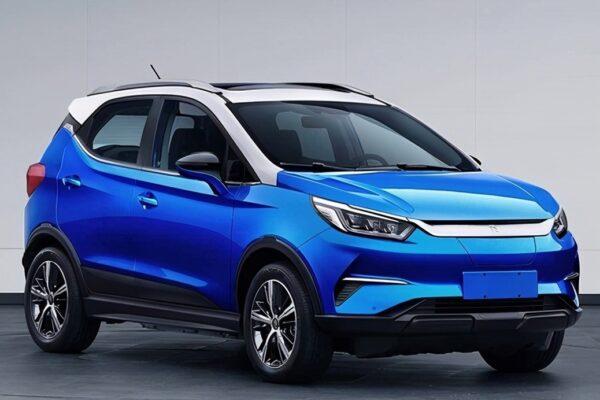 Elektroauto BYD Yuan Pro